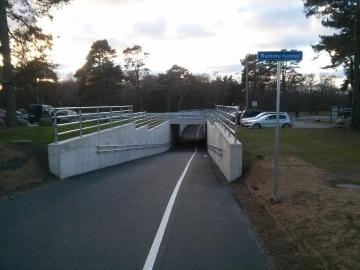 Rummu tunnel