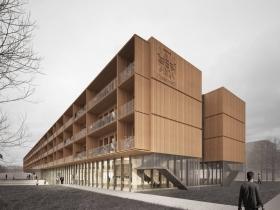 Valmis Sisekaitseakadeemia Narva õppehoone