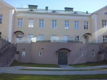Mõisahoone rekonstrueerimine, Soome
