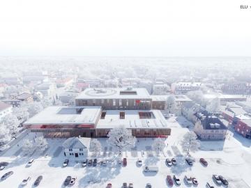 Viljandi haigla ja tervisekeskus