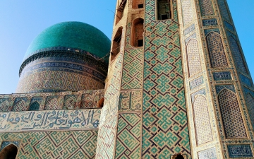 Usbekistan ja Tadžikistan inseneri pilgu läbi